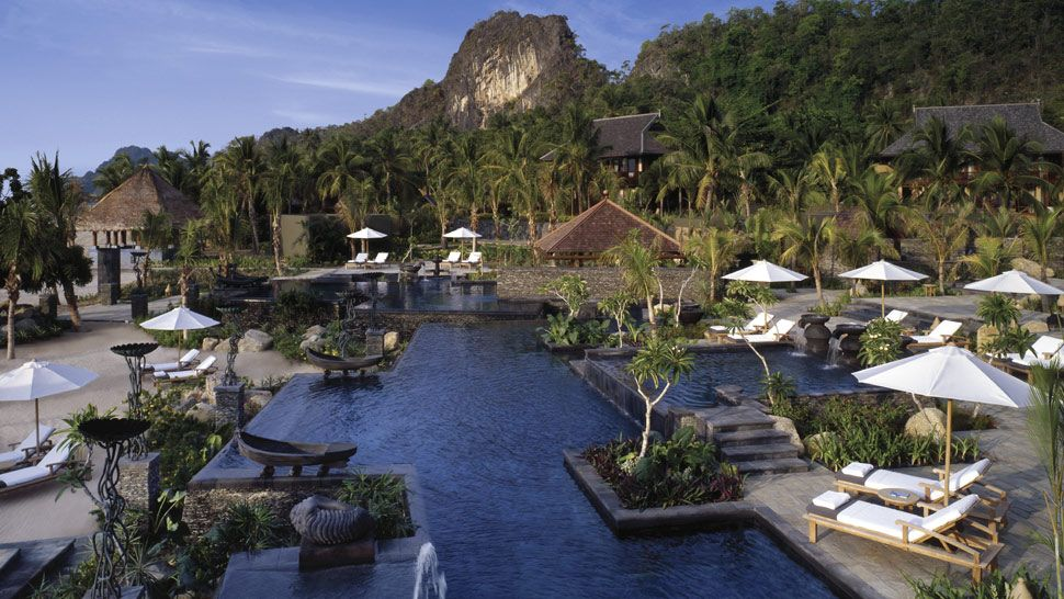 Four Seasons Resort Langkawi, Malaysia  city, country
