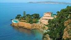 Cap Estel  ze Bord-de-mer, France
