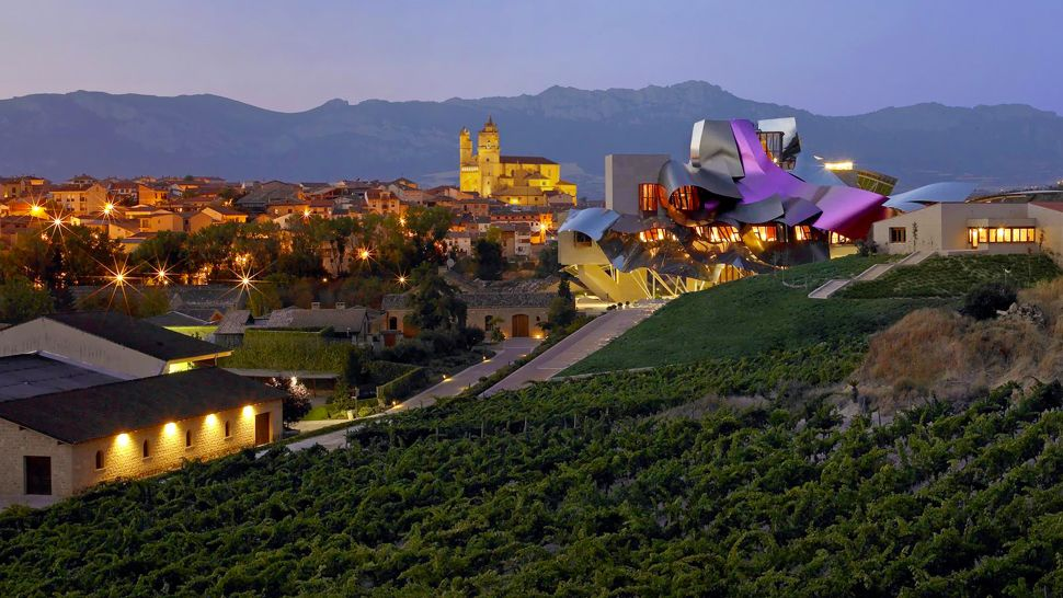 Marqués de Riscal — city, country
