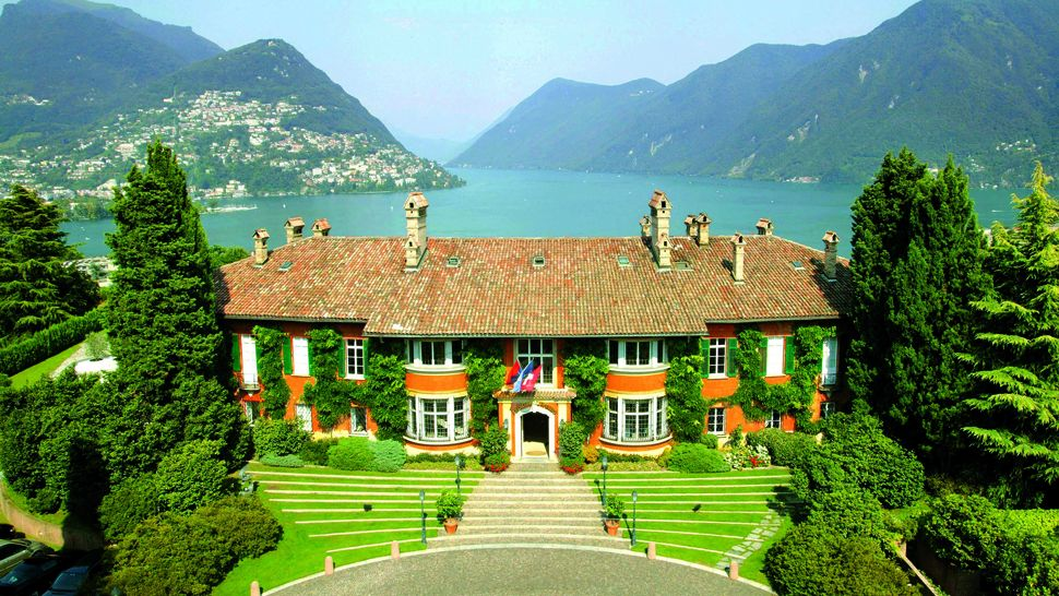 Lugano  Sterne Hotel