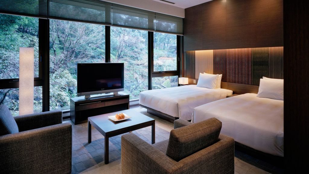 Hyatt Regency Kyoto — city, country
