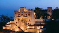 Ananda - in the Himalayas  Narendra Nagar, India