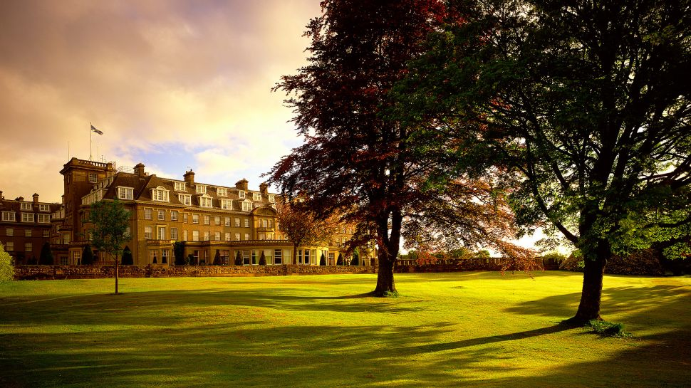 The Gleneagles Hotel — city, country