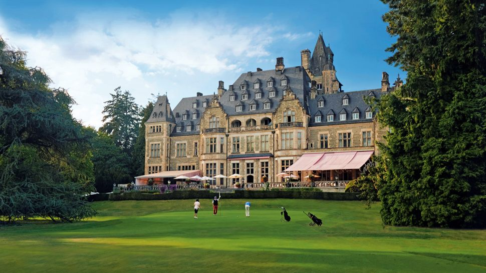 Schlosshotel Kronberg — city, country