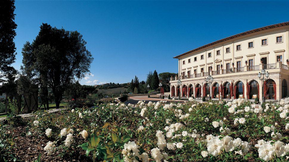 Итальянский курорт Фонтеверде