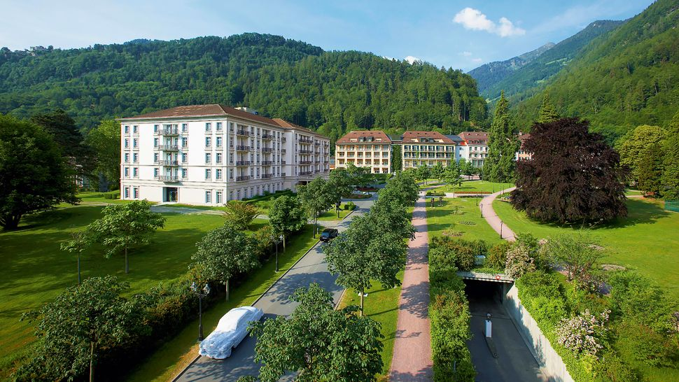 Grand Resort Bad Ragaz — city, country