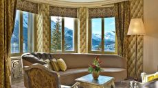 Carlton Hotel  St. Moritz, Switzerland
