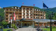 Grand Hotel Zermatterhof — Zermatt, Switzerland