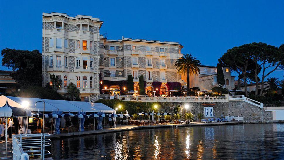 Belles rives hotel c te d 39 azur provence alpes c te d 39 azur for Boutique hotel juan les pins