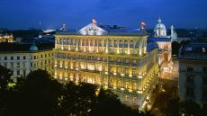 Hotel Imperial  Vienna, Austria