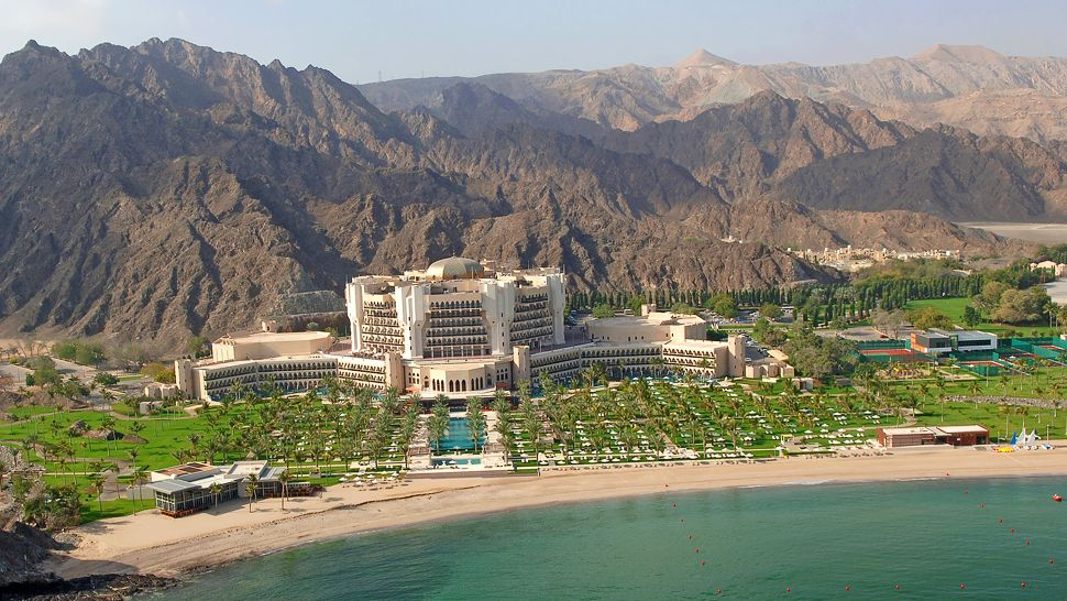 Al Bustan Palace, a Ritz-Carlton Hotel — city, country