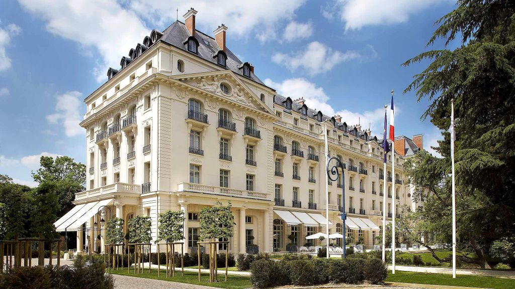 Trianon Palace Versailles, a Waldorf Astoria Hotel — city, country