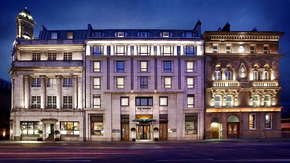 The Westin Dublin  city, country