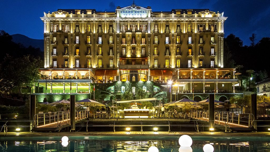Grand Hotel Tremezzo — city, country
