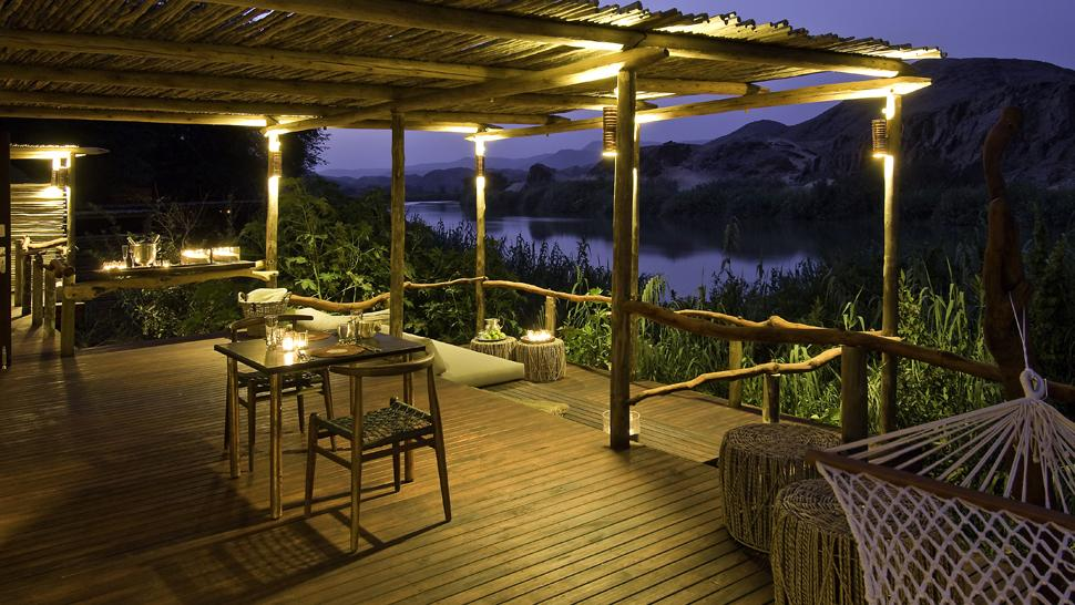 Namibia accomodation, Namibia, Fish river canyon, fish river lodge, wilderness safaris, Serra Cafema, travel, luxury, stargazing