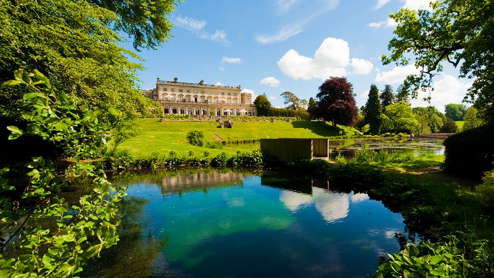 Cowley Manor — city, country