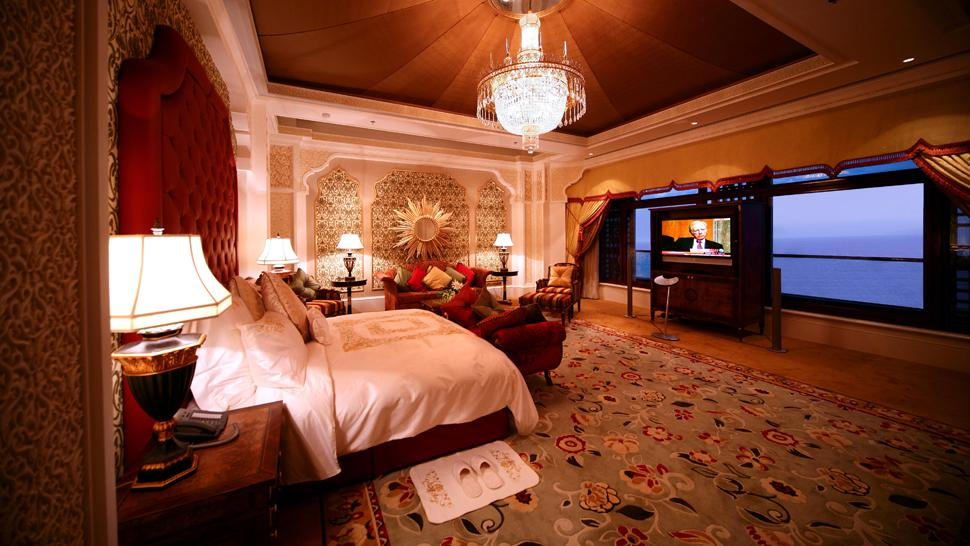 Qasr al Sharq, a Waldorf Astoria Hotel — city, country