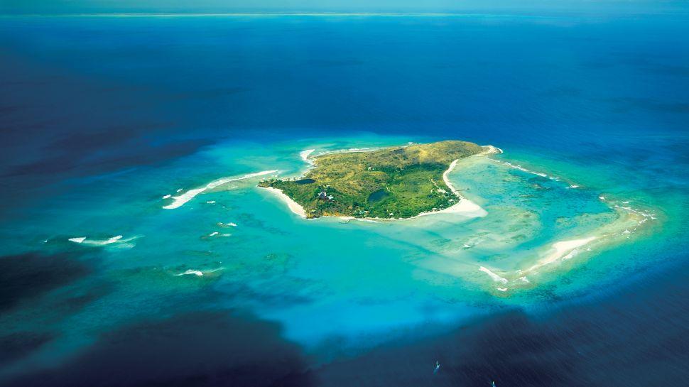 Necker island — city country