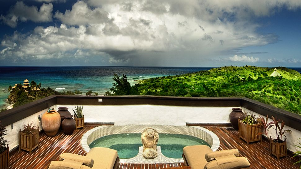 Virgin Island Boutique Hotels