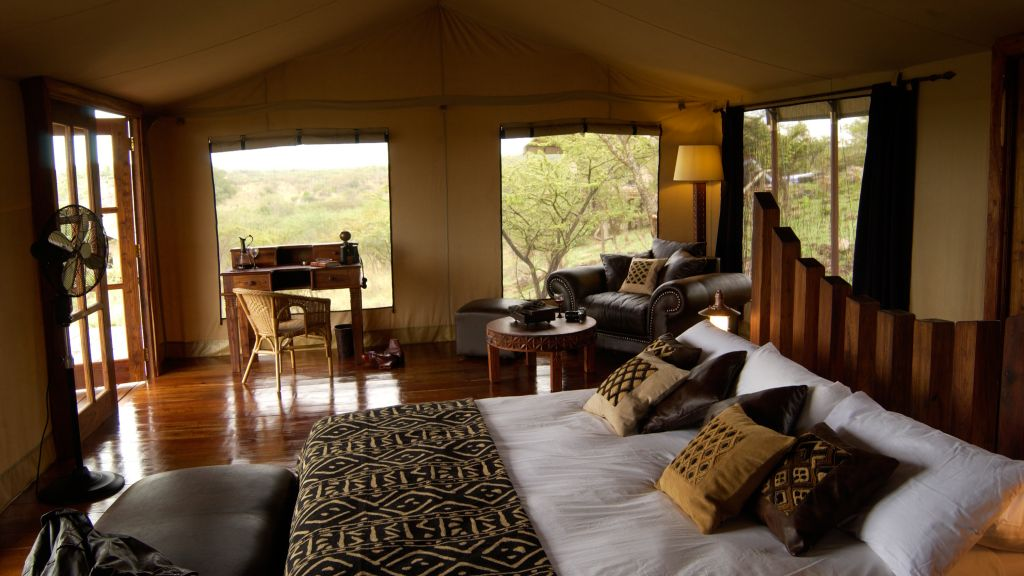 Serengeti Migration Camp — city, country