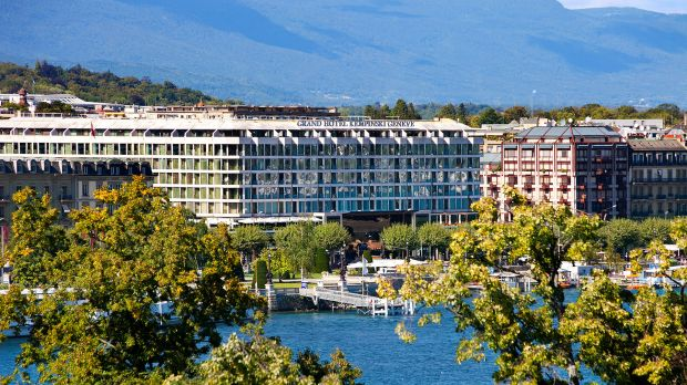 Grand Hotel Kempinski Geneva — Geneva, Switzerland