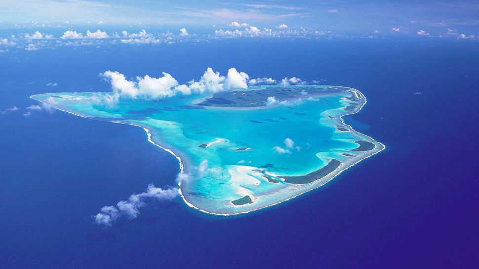 Pacific Resort Aitutaki — city, country