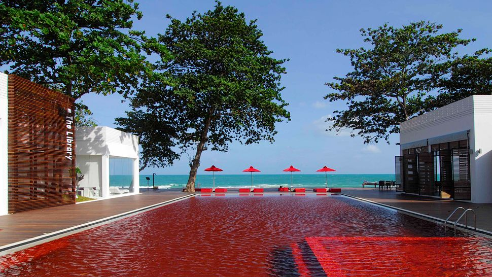 The Library — Chaweng Beach, Thailand