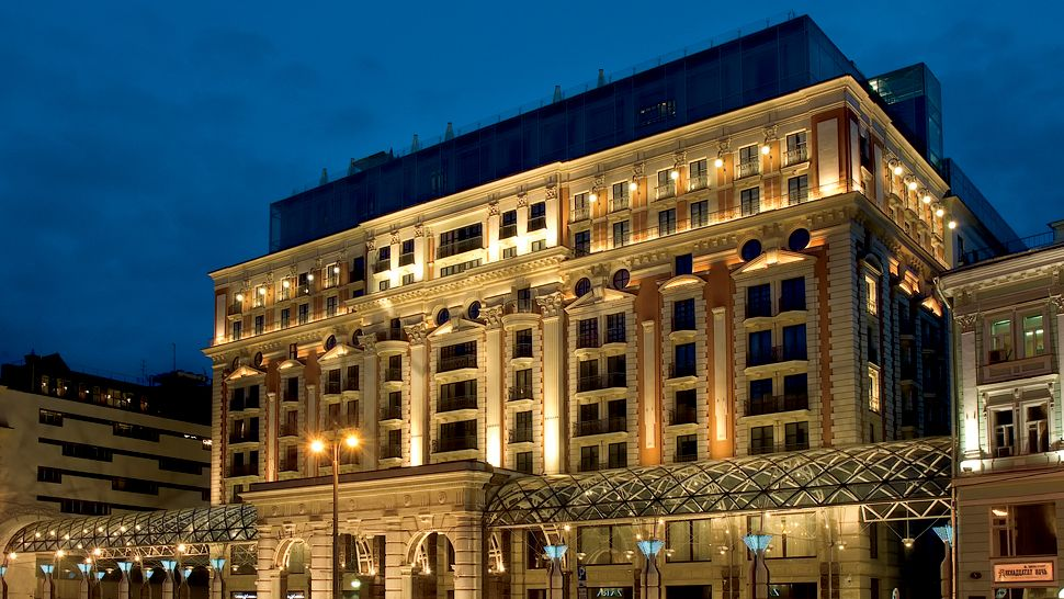 The Ritz-Carlton, Moscow — city, country