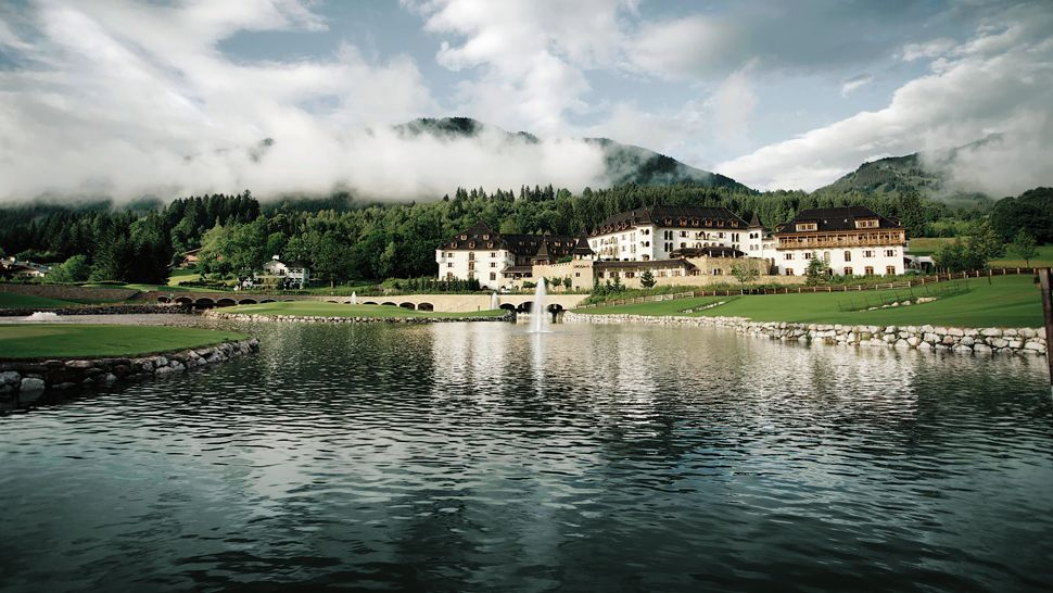 Grand SPA Resort A-ROSA Kitzbühel — city, country