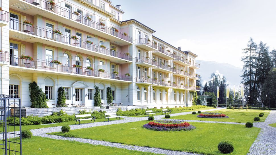 Grand Hotel at Waldhaus Flims Mountain Resort & Spa — city, country