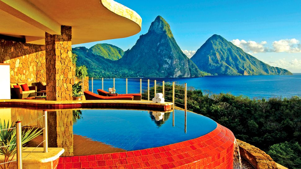 Jade Mountain at Anse Chastanet — city, country