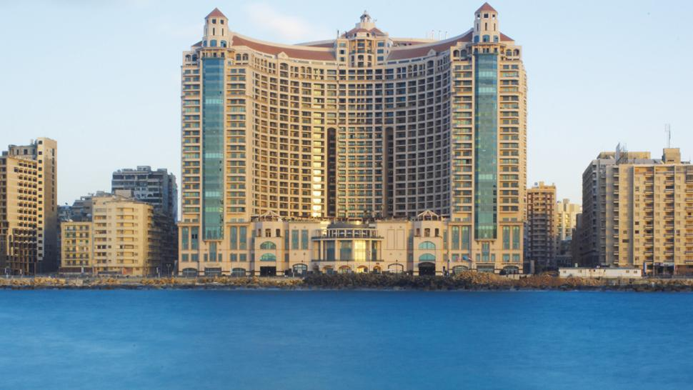 Four Seasons Hotel Alexandria at San Stefano, Egypt — city, country