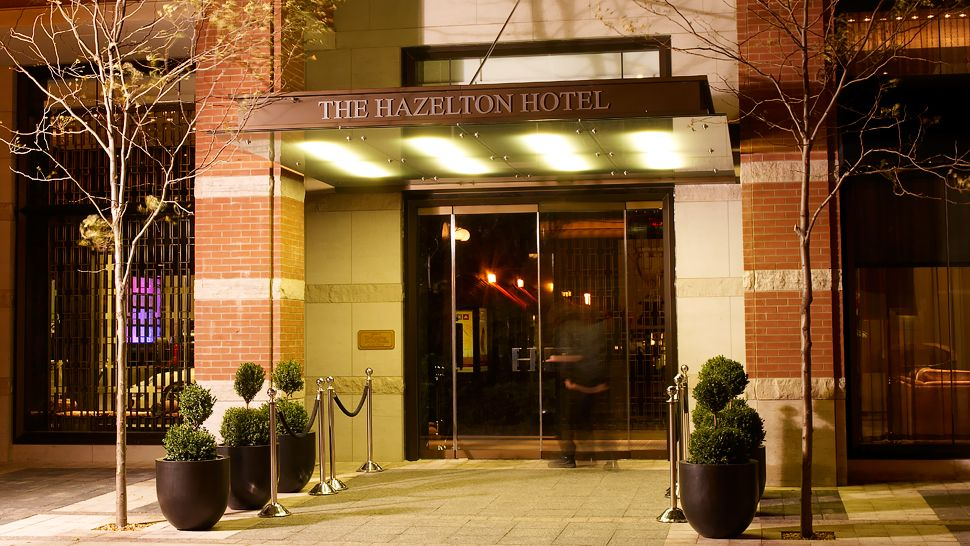The Hazelton Hotel — city, country