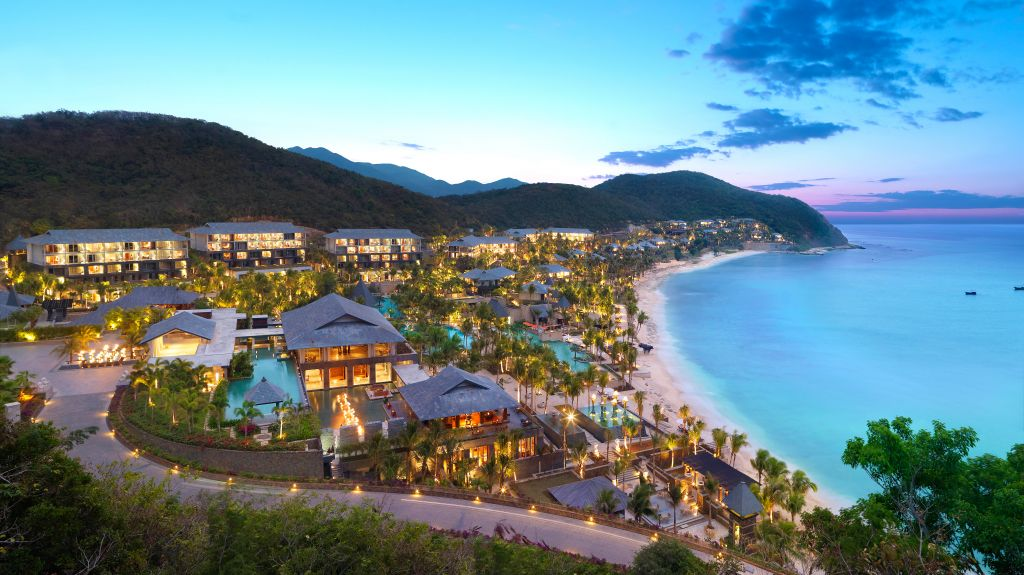 Mandarin Oriental, Sanya  city, country