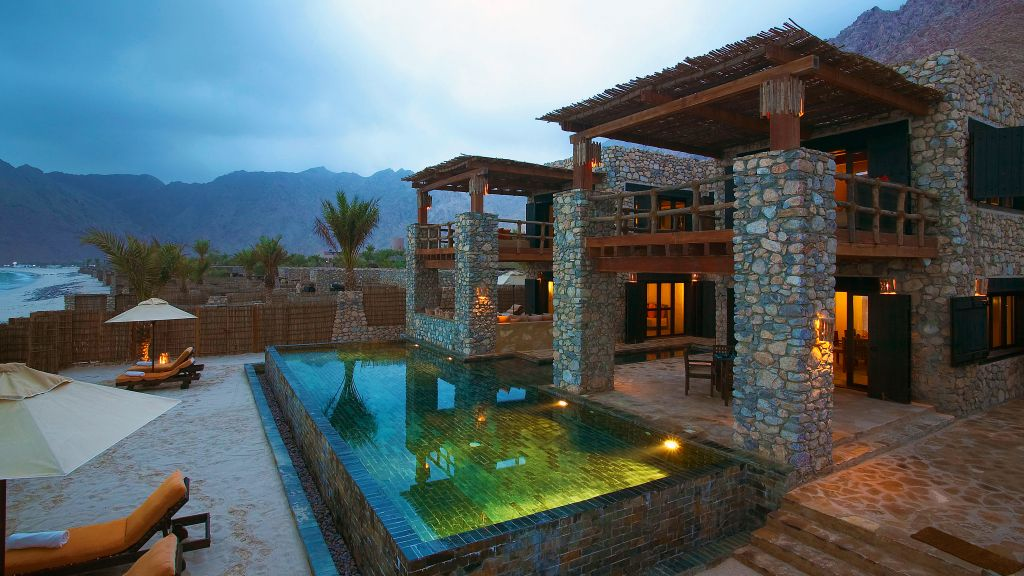 Six Senses Zighy Bay  city, country