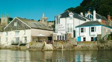 Old Quay House Hotel — Fowey, United Kingdom
