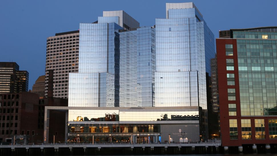 InterContinental Boston — city, country