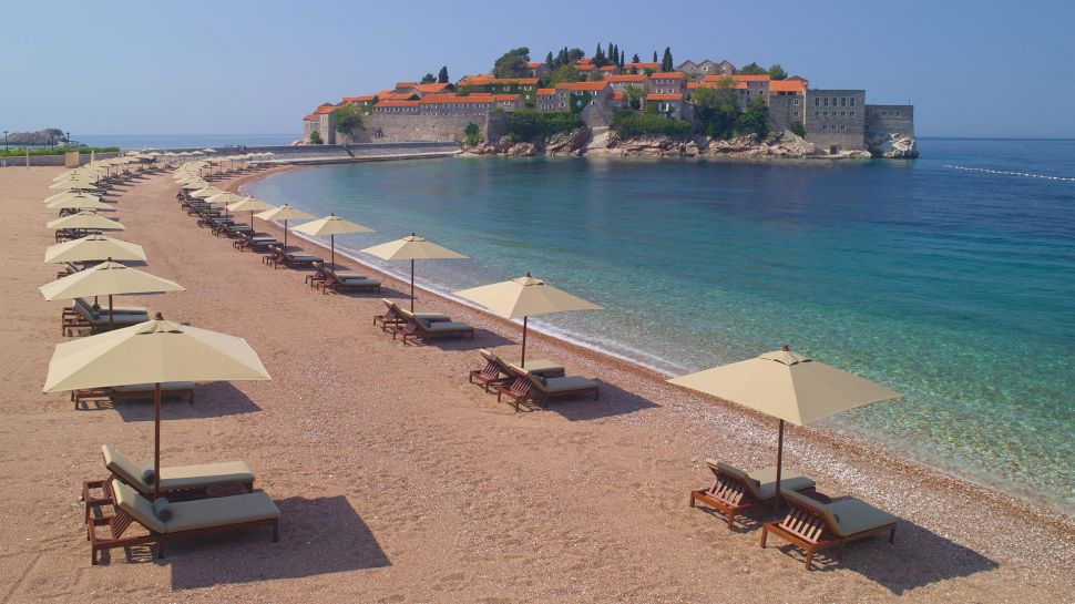 Aman Sveti Stefan — city, country