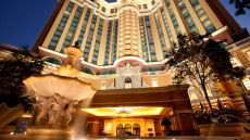 Four Seasons Hotel Macao at The Cotai Strip  Macau, S.A.R., China