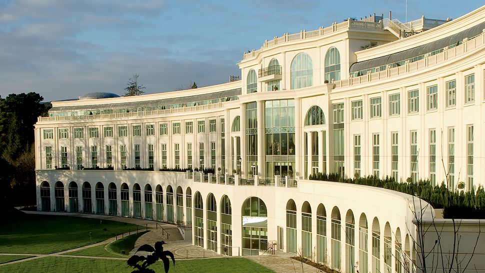 The Ritz-Carlton Powerscourt, County Wicklow — city, country
