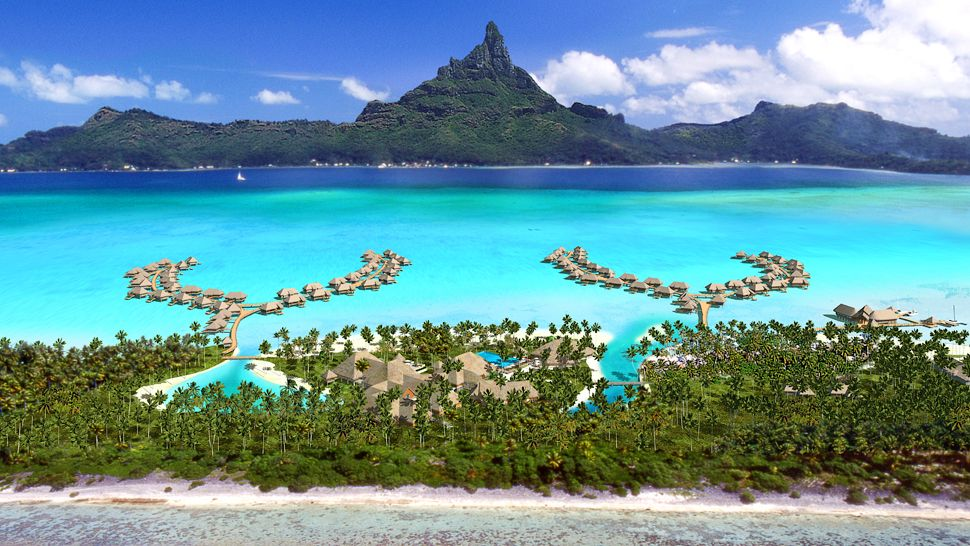 Intercontinental Bora Bora Resort &amp; Thalasso Spa  city, country
