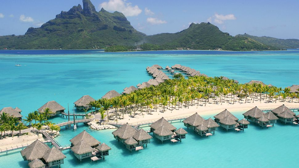 The St. Regis Bora Bora Resort — city, country