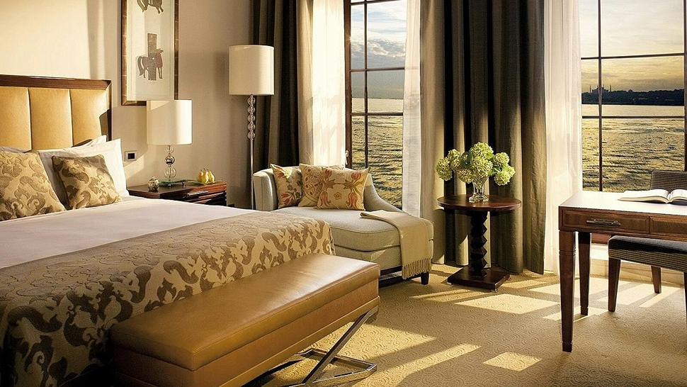 Four Seasons Hotel Istanbul at the Bosphorus — city, country