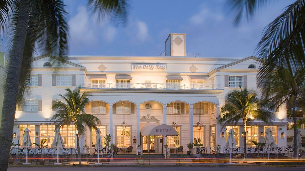 The Betsy – South Beach — city, country