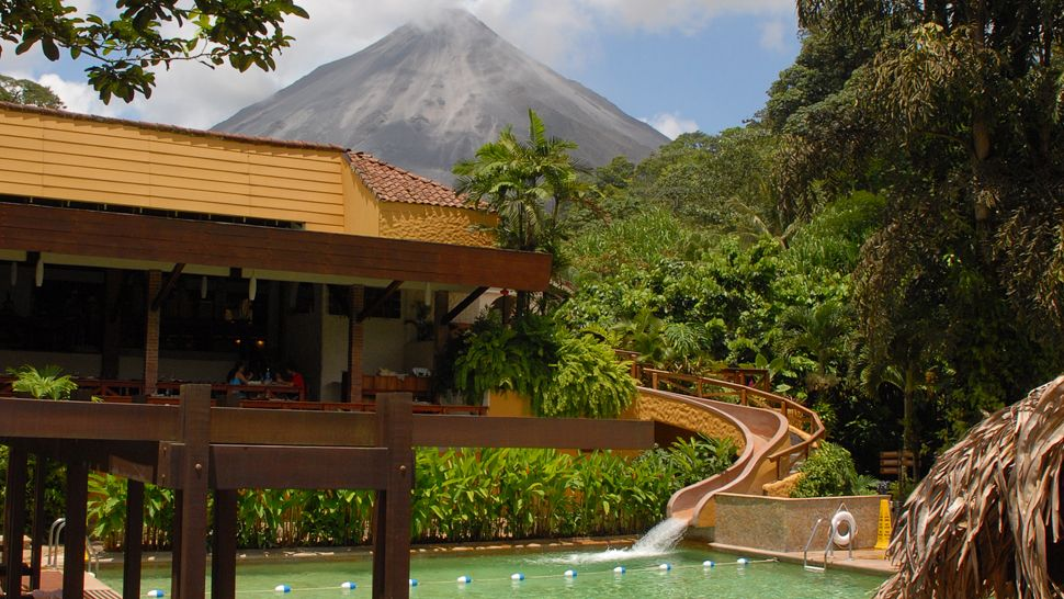 Tabac U00f3n Grand Spa Thermal Resort  San Carlos  Alajuela