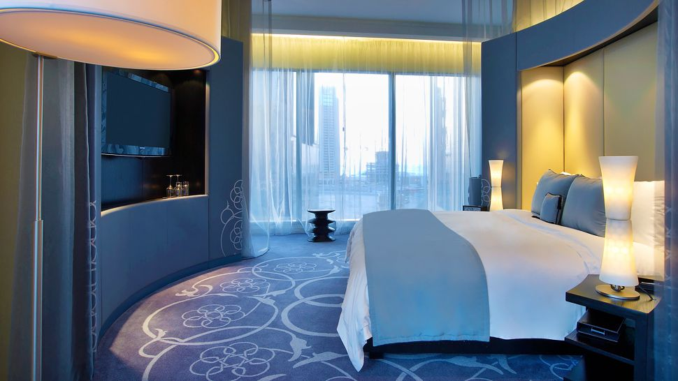W doha hotel residences doha katar for Maison du monde qatar