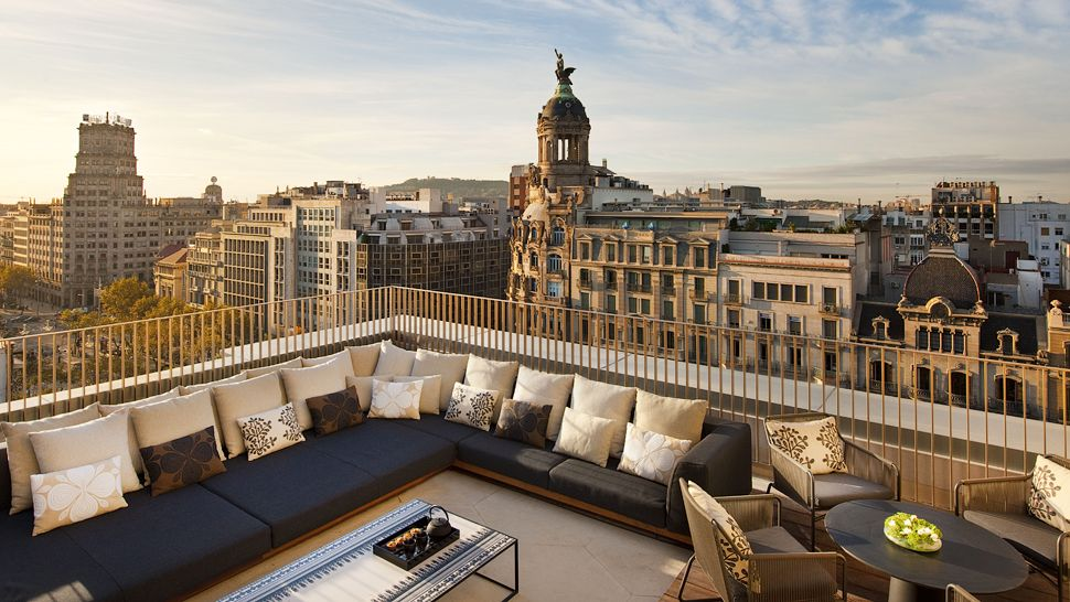 Mandarin Oriental, Barcelona — city, country