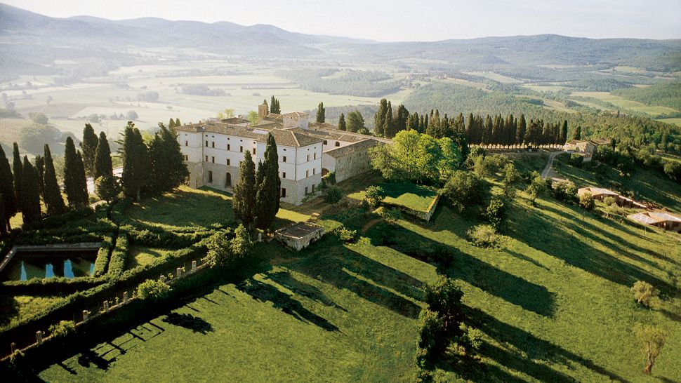 Hotel Castello di Casole — city, country