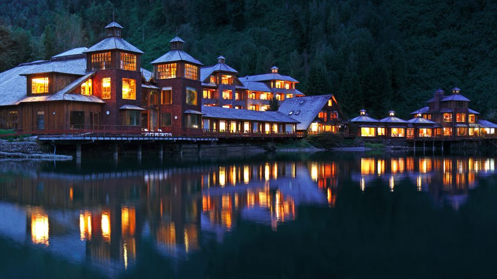 Puyuhuapi Lodge & Spa — city, country