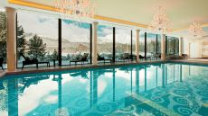 Grand Hotel Kempinski High Tatras  trbsk Pleso, Slovakia
